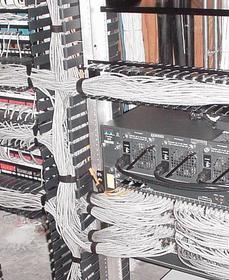 good network cabling installation infrastructure